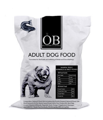 OB Salmon & Trout Food